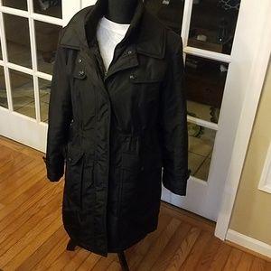 Gallery womens long coat